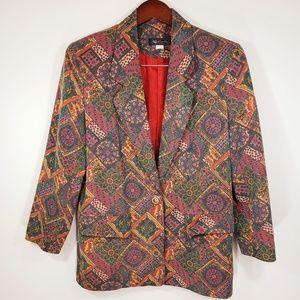 Vintage blazer size L